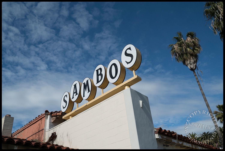 Sambo's Cafe, Santa Barbara, CA 2015-03-01