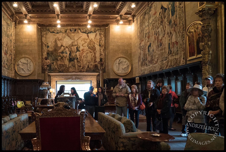 Hearst Castle, San Simeon, CA 2015-03-02