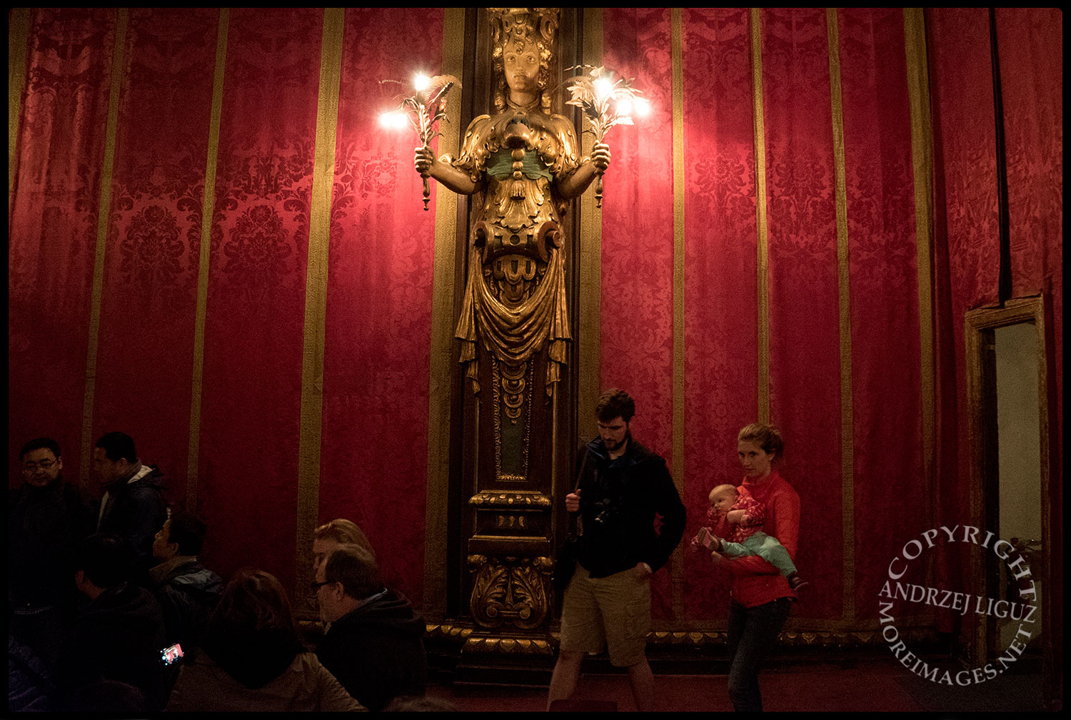 The Cinema, Hearst Castle, San Simeon, CA 2015-03-02