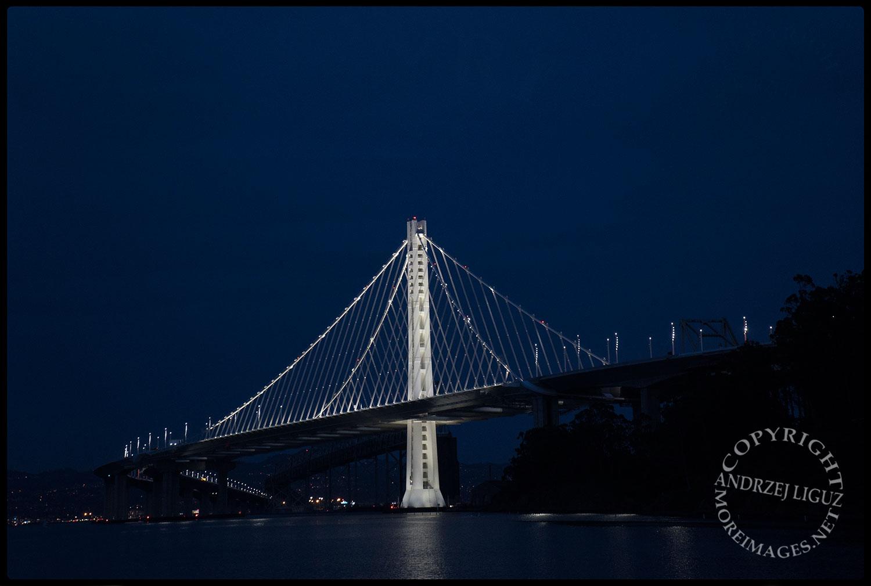 The Bay Bridge, San Francisco Bay, CA 2015-03-14