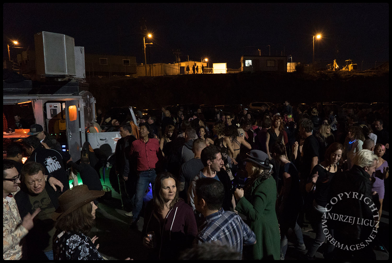 Space Cowboys Party, San Francisco, CA 2015-03-13