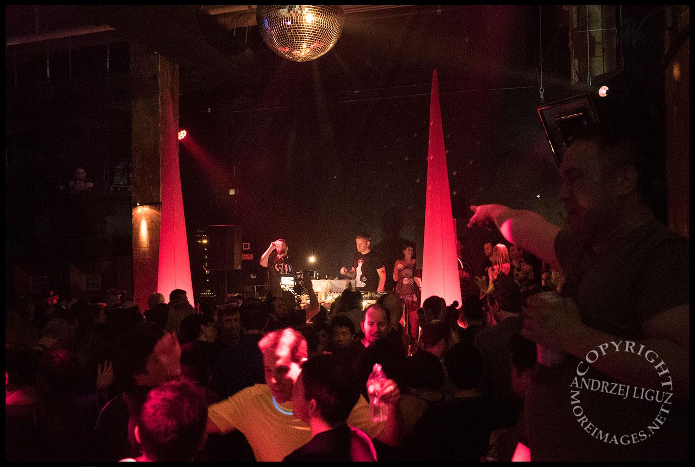 Stanton Warriors, Mighty nightclub, San Francisco, CA 2015-03-13